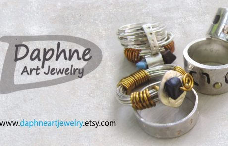 Daphne Art Jewelry
